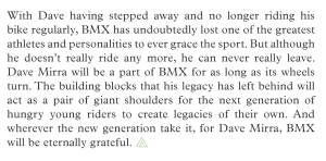 dave mirra quote