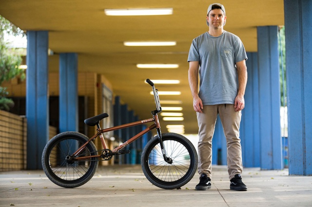 What I Ride - Brian Kachinsky