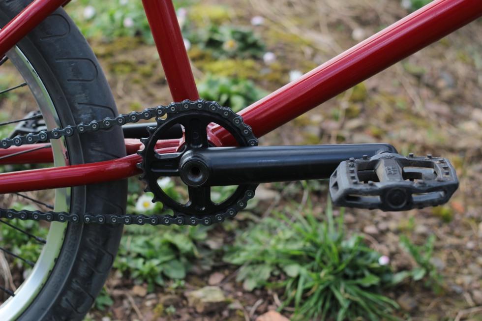 harry mills wakley bike check cranks