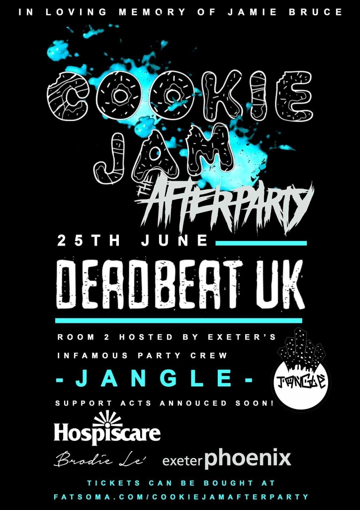 cookie jam after party