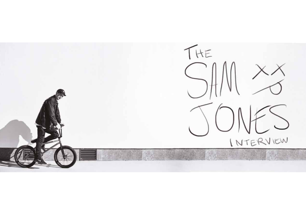 sam jones opending spread