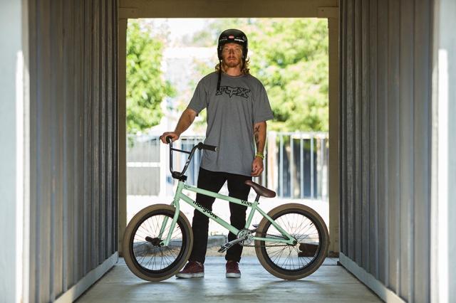What I Ride - Greg Illingworth