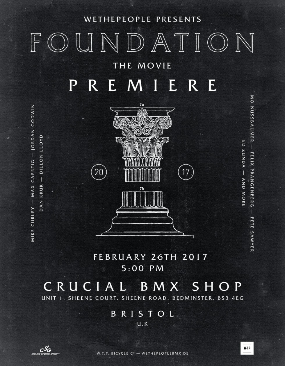 wtp-foundation-crucial