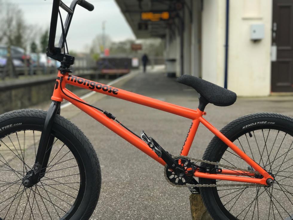 Bike Check: Tom Isted's Custom Mongoose – bmx com