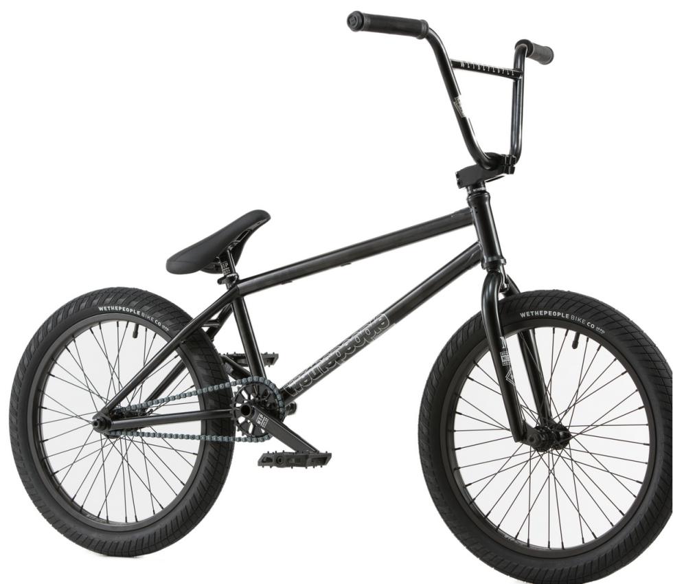 Paul Thoelen's new Wethepeople Revolver Bike Check – bmx com